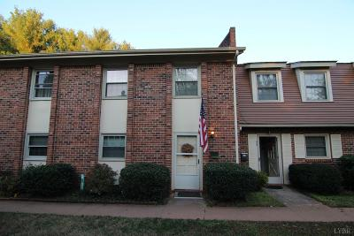 Lynchburg Condo/Townhouse For Sale: 3101 Link Road #32