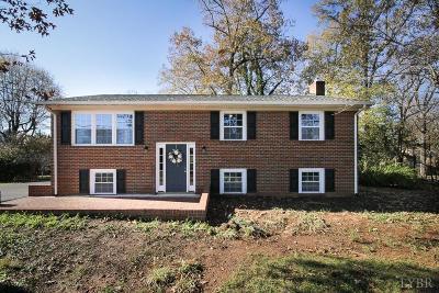 Lynchburg Single Family Home For Sale: 209 Fleetwood Drive