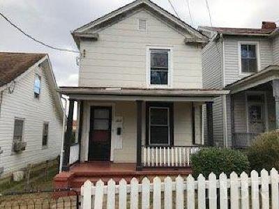 Lynchburg Single Family Home For Sale: 417 Grove Street