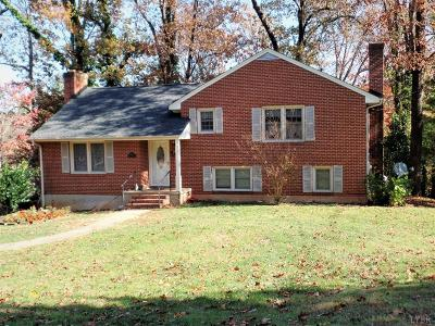 Bedford County Single Family Home For Sale: 996 Ashland Avenue