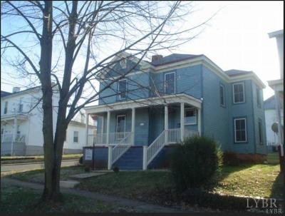 Lynchburg Single Family Home For Sale: 921 Taylor Street