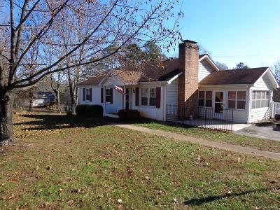 Lynchburg Single Family Home For Sale: 3263 Oxford Furnace Road
