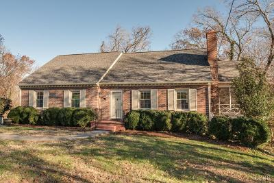 Lynchburg Single Family Home For Sale: 752 Bonair Circle