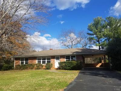 Single Family Home For Sale: 193 Clover Road
