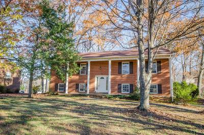 Forest Single Family Home For Sale: 87 Kirkley Place