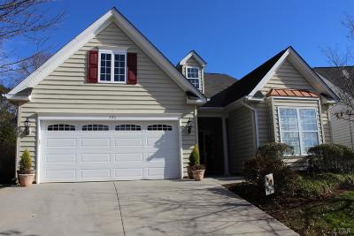 Lynchburg Single Family Home For Sale: 336 Legacy Oaks Circle