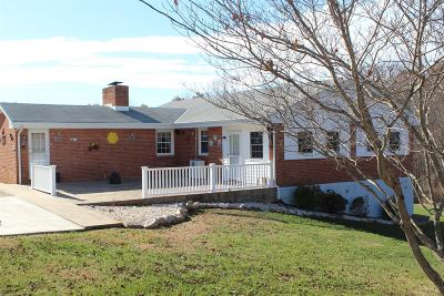 Rustburg Single Family Home For Sale: 1465 Bear Creek Road