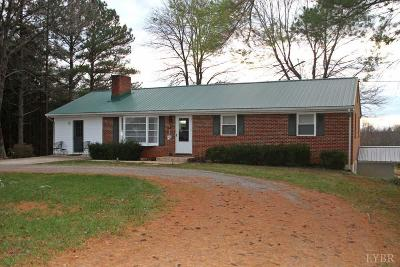 Bedford Single Family Home For Sale: 1315 Rock Cliff Road