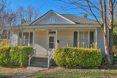 Lynchburg Single Family Home For Sale: 3235 Cary Street