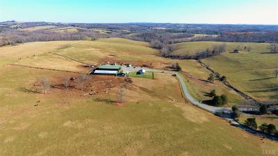 Bedford County Residential Lots & Land For Sale: 1724 Scenic View Road