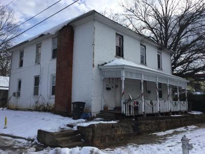 Lynchburg VA Multi Family Home For Sale: $39,900