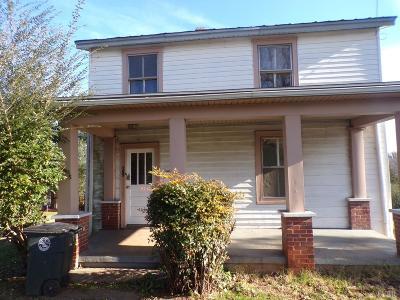 Lynchburg Single Family Home For Sale: 105 Chambers Street