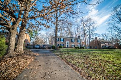 Lynchburg Single Family Home For Sale: 300 Lake Forest Drive