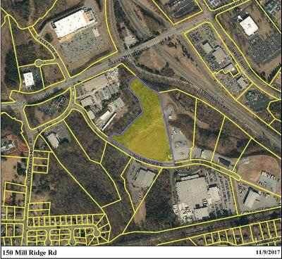 Residential Lots & Land For Sale: 150 Mill Ridge Road