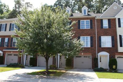 Lynchburg Condo/Townhouse For Sale: 3008 Hill Street #104