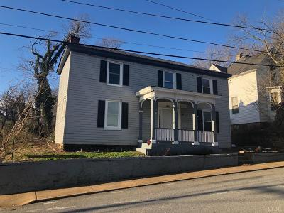 Lynchburg VA Single Family Home For Sale: $59,900