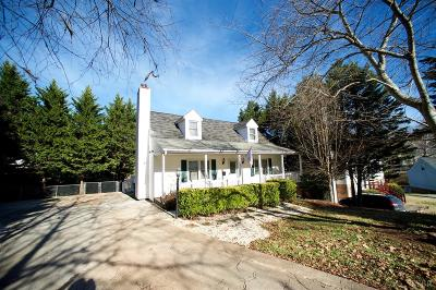 Lynchburg Single Family Home For Sale: 89 Acres Court
