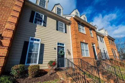 Lynchburg Condo/Townhouse For Sale: 824 Wiggington Road #301