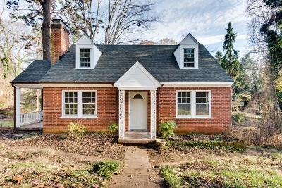 Lynchburg Single Family Home For Sale: 246 Belvedere Street