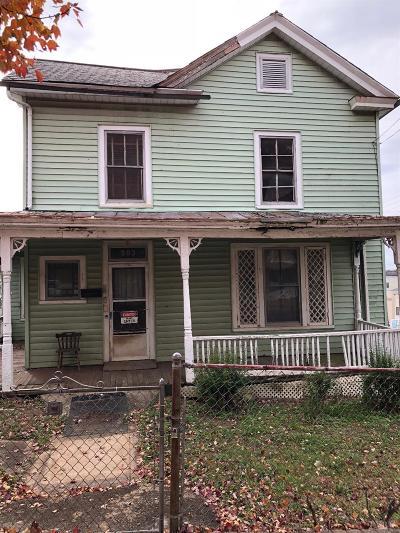 Lynchburg Single Family Home For Sale: 903 Fillmore Street