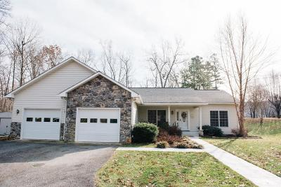 Campbell County Single Family Home For Sale: 2401 Camp Hydaway Road