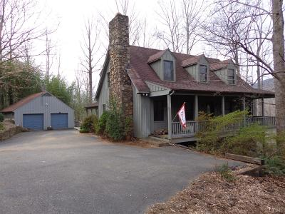 Single Family Home For Sale: 411 Foxcroft Drive