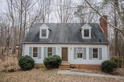 Bedford County Single Family Home For Sale: 102 Chadwick Drive