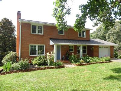 Amherst Single Family Home For Sale: 138 Vista Drive