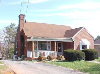 Lynchburg Single Family Home For Sale: 5046 Fort Avenue