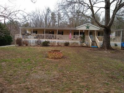 Bedford County Single Family Home For Sale: 3140 Pennicks Mill Road