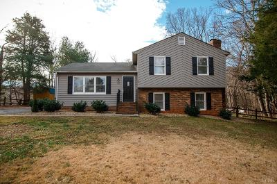 Bedford County Single Family Home For Sale: 110 Woodruff Circle