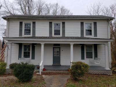 Monroe Single Family Home For Sale: 115 Cedar Gate Road