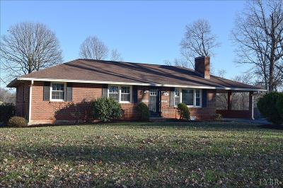 Lynchburg Single Family Home For Sale: 583 Rainbow Forest Drive
