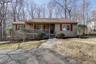 Forest Single Family Home For Sale: 104 Woodville Drive