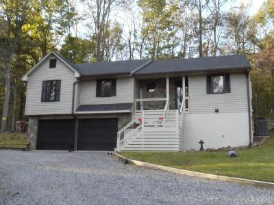 Bedford County Single Family Home For Sale: 1056 Big Spring Road