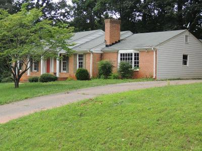 Lynchburg Single Family Home For Sale: 1806 Fieldview Road
