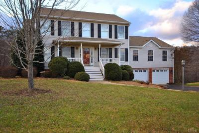 Bedford County Single Family Home For Sale: 112 Kings Grant Drive