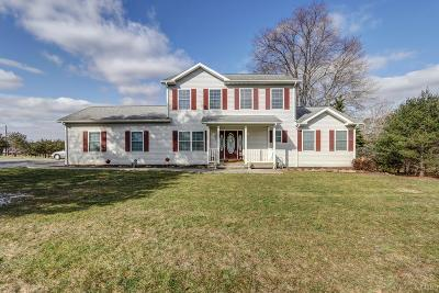 Bedford County Single Family Home For Sale: 2727 Crab Orchard Road