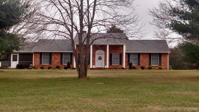 Bedford Single Family Home For Sale: 12372 Falling Creek Road