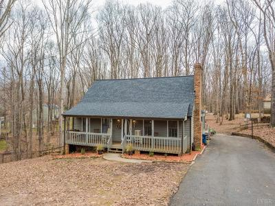 Bedford County Single Family Home For Sale: 120 Constitution Way