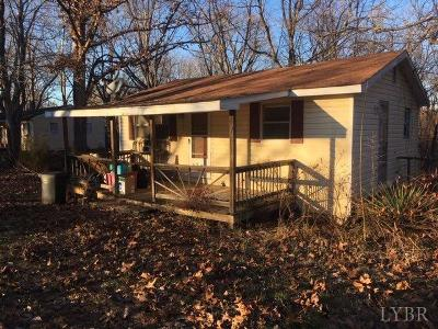 Campbell County Single Family Home For Sale: 215 Plateau Drive
