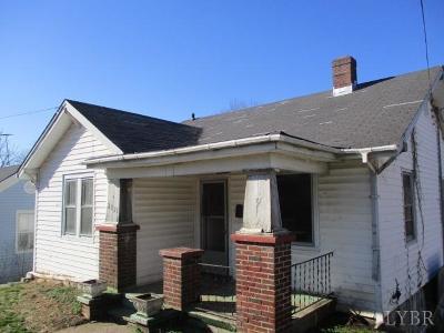 Lynchburg Single Family Home For Sale: 2221 Easley Avenue