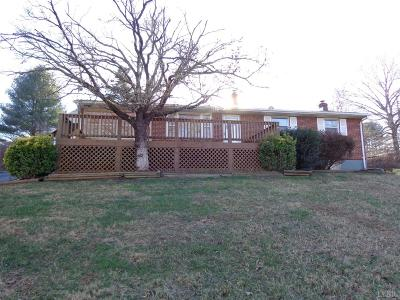 Lynchburg VA Single Family Home For Sale: $125,900