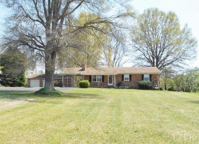Campbell County Single Family Home For Sale: 7615 Sugar Hill Road