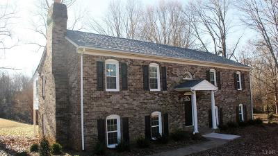 Lynchburg VA Single Family Home For Sale: $299,900