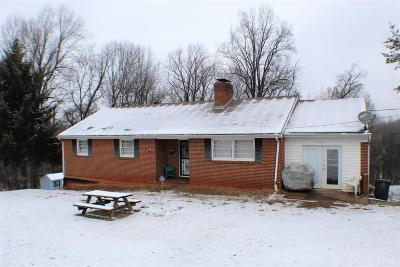 Lynchburg VA Single Family Home For Sale: $109,900