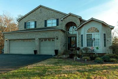 Bedford County Single Family Home For Sale: 307 Spring Lake Road