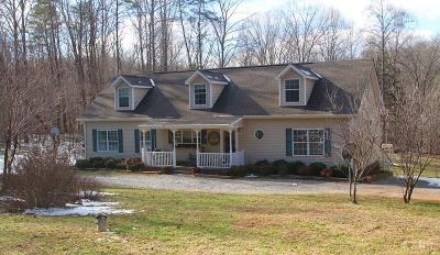 Bedford County Single Family Home For Sale: 1830 Benchmark Lane