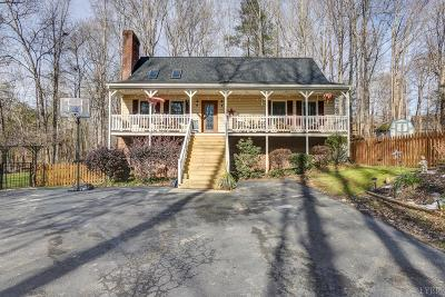 Lynchburg Single Family Home For Sale: 103 Mulbury Place