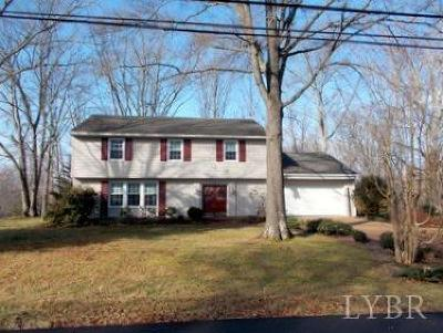 Campbell County Single Family Home For Sale: 2144 Laurel Lane